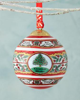Enamels Christmas Ornaments