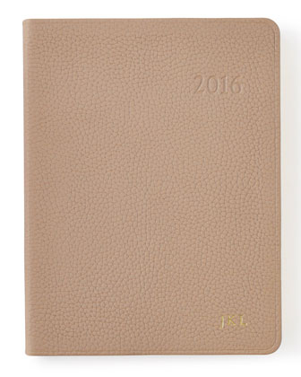 2016 Dated Notebook, Personalized