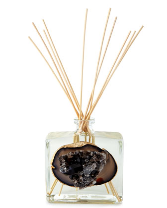 Smoky Quartz and Agate Diffuser