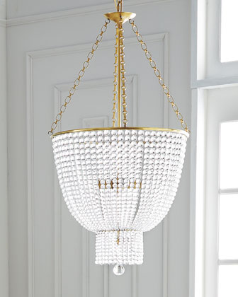 Jacqueline Four-Light Chandelier