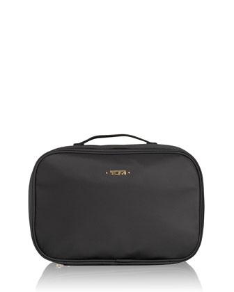 Voyageur Black Monaco Travel Kit
