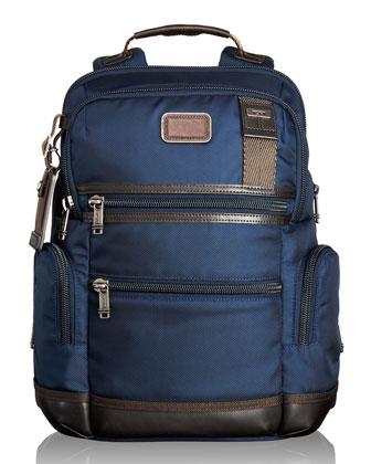 Alpha Bravo Navy Knox Backpack