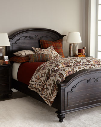 Alastair Queen Carved Bedroom Set