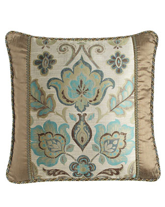 Austin Horn Collection King Marseille Floral Comforter