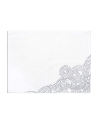 Grey Malachite Placemat