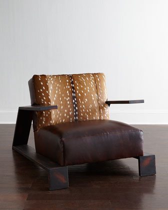 Starrett Hairhide Chair