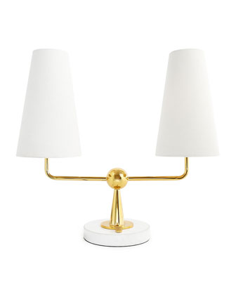 Caracas Dual-Light Table Lamp