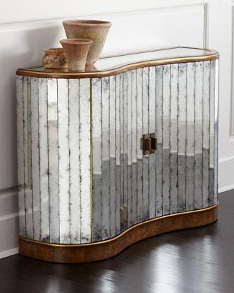 Veronika Mirrored Cabinet