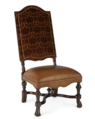 Reece Leather Chair
