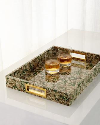 Printed Marble-Mosaic Tray