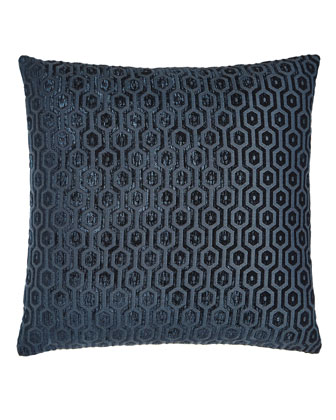 Brody Peacock Pillow, 20