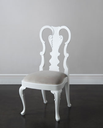 Astrid Side Chairs, Pair