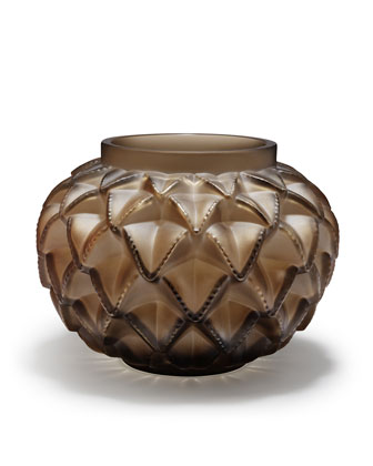 Languedoc Small Bronze Vase