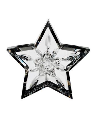 Lismore Star Paperweight
