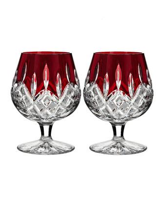 Lismore Brandy Glasses, Set of 2