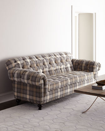 Flannagan Tufted Sofa