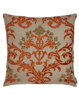 Aisha & Ribbon Pillows