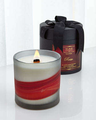Limited Edition Rosso Candle