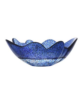 Organix Large Blue Bowl
