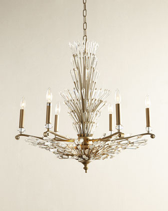 Viva Natura 9-Light Chandelier