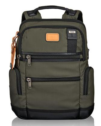 Moss Alpha Bravo Knox Backpack