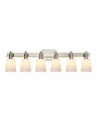 Bryant 6-Light Linear Bath Sconce