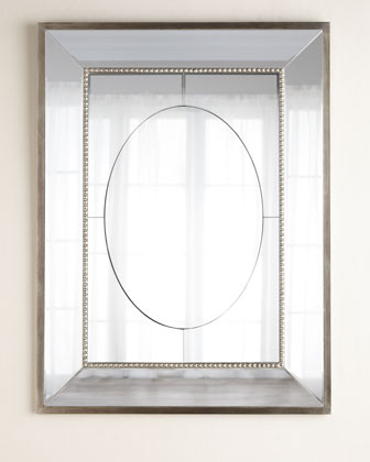 Mirror-Framed Mirror