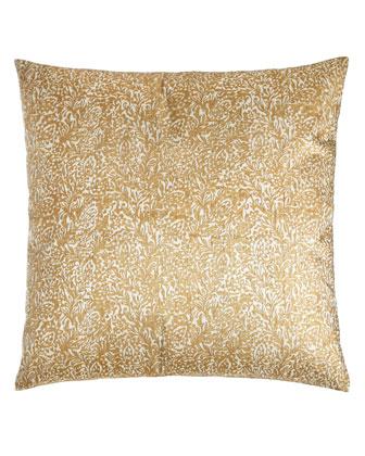 Golden Sharin Pillow