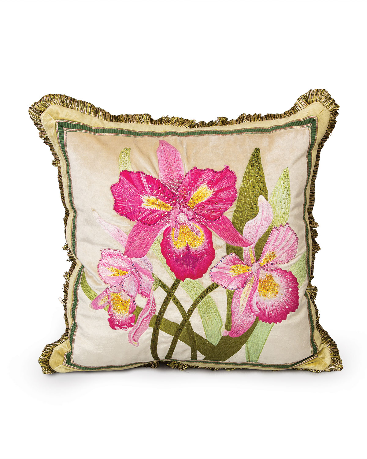 Orchid Pillow, 20