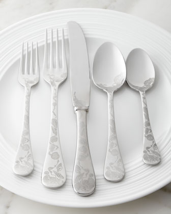 5-Piece Verene Flatware Place Setting