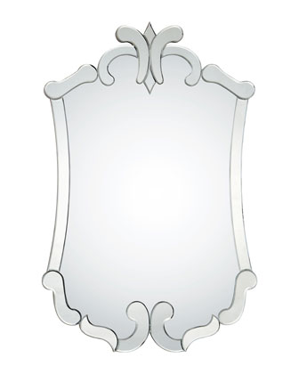 Glynis Mirror-Framed Mirror