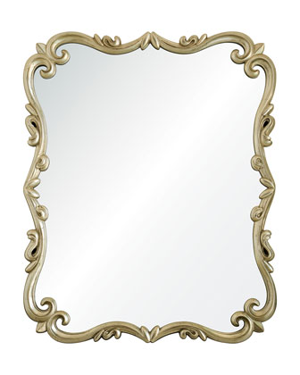 Kenna Scroll-Frame Mirror