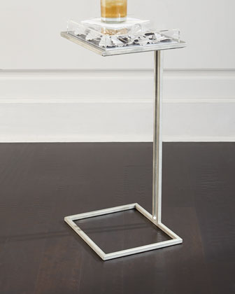 Silver-Leaf Gingko Table
