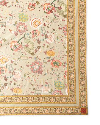 Handprint Malabar Table Linens