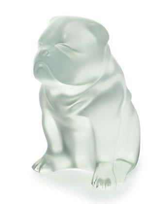 Bulldog Sculpture