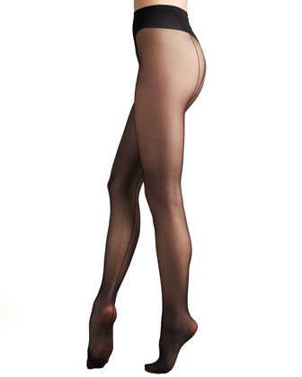 Individual Back Seam Tights