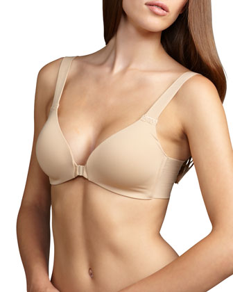 Bra-llelujah! Wireless Front-Closure Bra