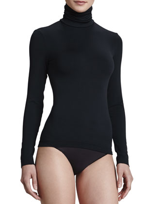 Portland Seamless Turtleneck