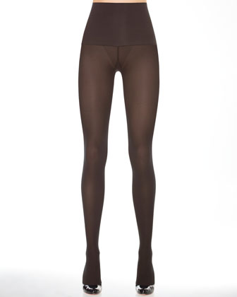 Haute Contour Tights, Bittersweet