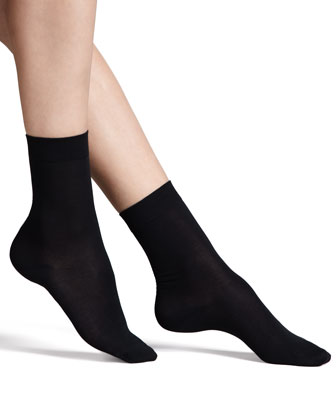 Cotton Touch Socks, Black