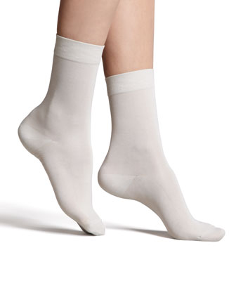 Cotton Touch Socks, Natural
