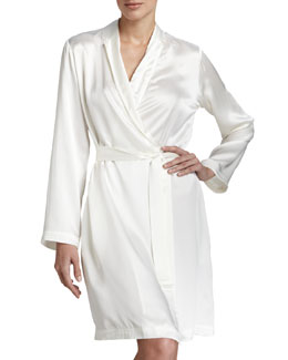 La Perla Studio Silk Robe