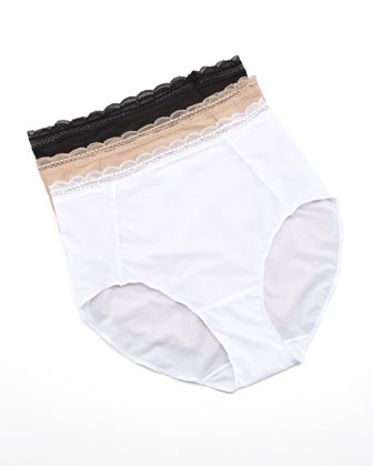 Soft Stretch Brief Panties