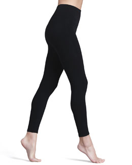 Spanx Look-At-Me Cotton Leggings, Women's