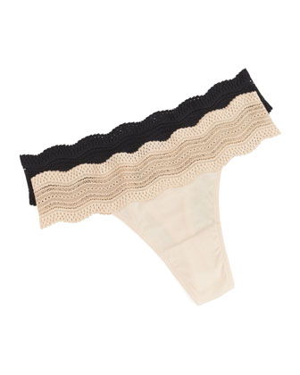 Dolce Vita Low-Rise Thong