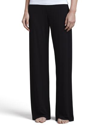 Talco Anouk Short Robe, Jersey Camisole & Pajama Pants