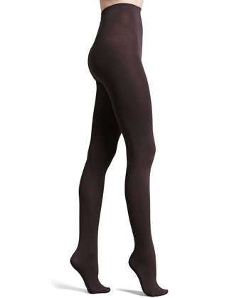 Pure Matte 100 Denier Tights, Cigar