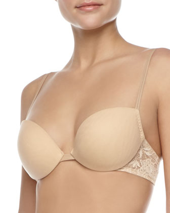 New Soire Low-Rise Thong, Never Say Never Soire Push-Up Bra & Lace ...