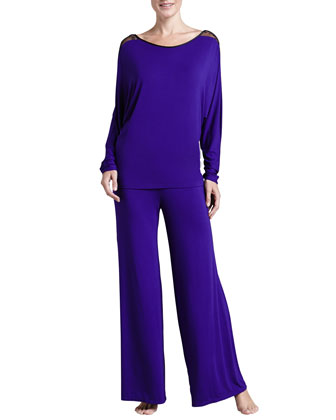 All I Want Is You Dolman-Sleeve Pajama Set