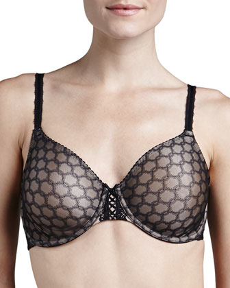 Superchic Underwire Basics Bra & Hipster Basics Panties